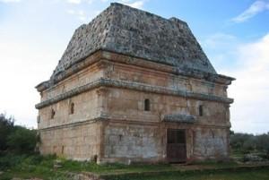 al bara hama alep huile d'olive tombeaux pyramidaux
