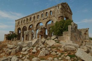 karab shams syria lost cities