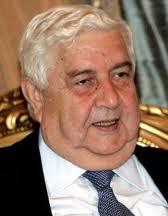 Le ministre syrien des Affaires étrangères, Walid el Moualem, réagit fermement face à l'intransigeance de l'UE