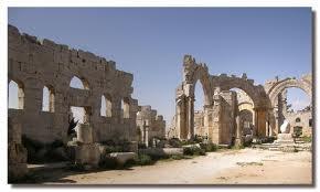 sheik barakat temple païen saint siméon