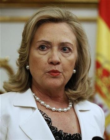 Hillary Clinton dit que Bachar al-Assad n'est pas indispensable