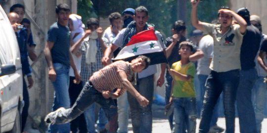 Pour Reuters ou l'AFP, les manifestants de l'opposition ont un coefficient de multiplication de 1 à 10