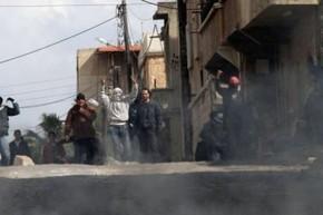 Manifestants à Deraa, fin mars