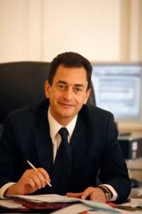 Son Excellence Eric Chevallier, Ambassadeur de France en Syrie