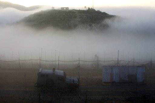 Tsahal en position à la frontière syrienne, en juin dernier