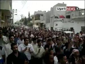 Miracle à Hama : multiplication des manifestants par dix