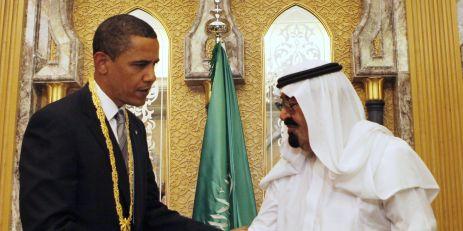 """Obama & Abdallah d'Arabie Saoudite : """"Il n'y a pas de stratégie, plutôt une hypocrisie de la diplomatie américaine"""""""