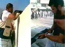 Activistes armés à Hama