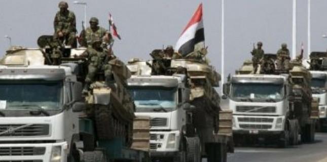 """Troupes syriennes à Hama, le 10 août : la """"répression"""", c'est aussi la fin de l'anarchie et des bandes armées"""