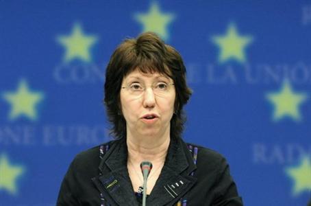 Catherine Ashton : une grande voix (américaine) pour l'Europe