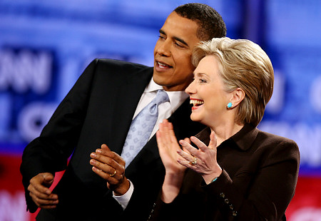 Obama/Clinton : un tandem capable de rivaliser en cynisme et machiavélisme avec les plus grands (Bush & Rumsfeld)