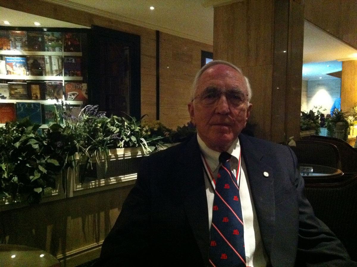 Edward Peck, ancien ambassadeur américain en Irak : un diplomate américain hélas atypique.