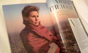 Vogue a-t-il fait brûler les exemplaires encore disponibles ?