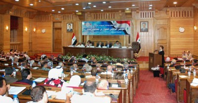 Réunions de dialogue national tenues sous l'égide des gouverneurs de provinces