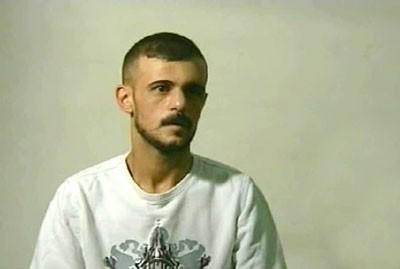 Abdelhalim Hassoun, 26 ans, qui a reconnu avoir participé au meurtre du docteur Eid de l'hôpital de Homs