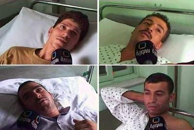 Homam Hassoun, Taher Naous, Abdelhamid al-Khalaf et Hazem Asaad Bakiro : quatre soldats blessés ces dernières 48 heures en opérations à Rastan