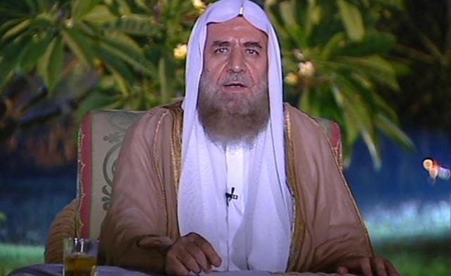 Cheikh al Aroor annonce quotidiennement, depuis l'Arabie saoudite, la solution finale des questions bachariste et chrétienne en Syrie
