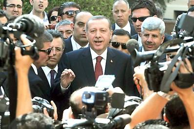 Erdogan au Caire le 13 septembre : un avis et des inquiétudes sur tout, et notamment la Syrie