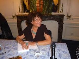 La romancière franco-syrienne Simone Lafleuriel-Zakri...