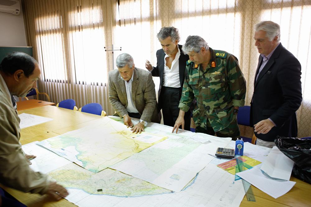 BHL et ses petits protégés libyens : un modèle pour l'opposition radicale syrienne ?