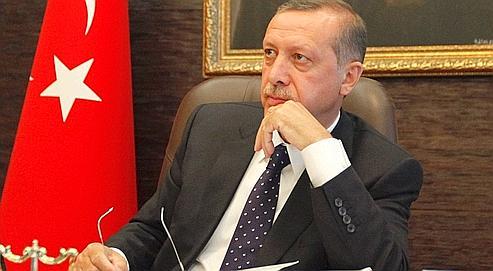 """L'affaire Harmouche : peut-être un motif supplémentaire d'""""agacement international"""" pour M. Erdogan"""