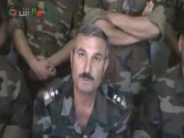 """Ryad al-Assad, le """"lieutenant Tlass"""" rencontré par Bin Rosen à Homs"""