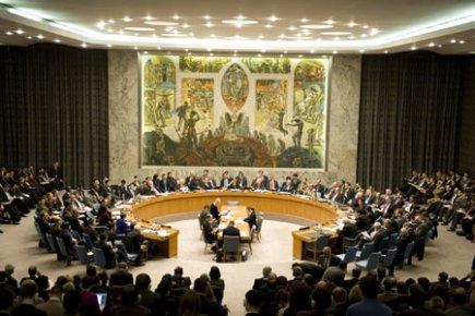 Faudra-t-il envoyer les casques bleus pour rétablir le calme au Conseil de sécurité ?