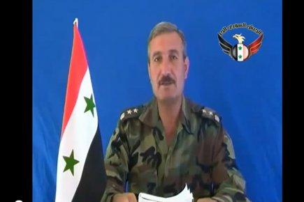Le colonel Ryad al-Assad vient d'opérer un repli stratégique accéléré en Turquie