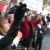 Manifestation pro-Bachar en face de l'ambassade du Qatar à Paris