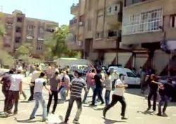 """Affrontements intercommunautaires à Homs, en juillet : les victimes civiles """"enrôlées"""" dans l'opposition par l'OSDH ?"""