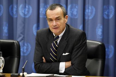 Gérard Arau, voix française de l'atlantisme à l'ONU