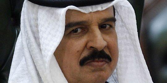 ... Hamad du Bahrein...