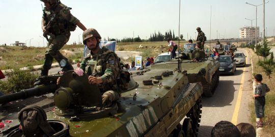 Pour les interlocuteurs de Tarpley, les soldats syriens ne sont pas assez nombreux et Bachar pas assez ferme