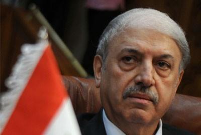 Youssef Ahmed, représentant syrien au Caire : quelques allusions à certaine duplicité arabe