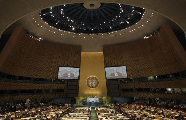"""Pour des raisons élémentaires de crédibilité, il faudrait que """"Nations-Unies"""" cesse de rimer systématiquement avec """"Etats-Unis"""""""