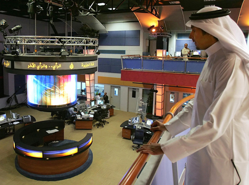 "Une chaîne plus ""golfiste"" qu'arabe, plus qatari qu'honnête"