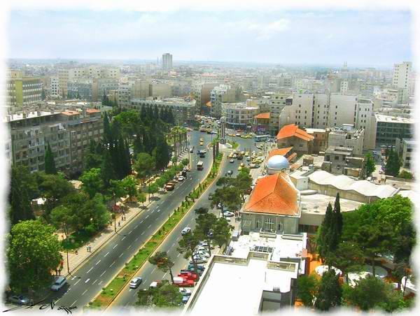 Homs vit dans la hantise des snipers, pas de l'armée syrienne