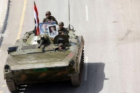 .. les Syriens, et non pas le seul régime, ont besoin de l'armée !