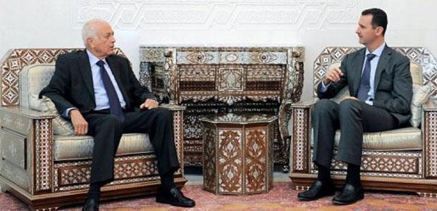 """... et avec le secrétaire général de la Ligue arabe : des interlocuteurs """"valables"""" ?"""