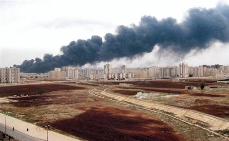 """La guérilla urbaine a gangréné Homs : le pouvoir hésite à """"opérer"""""""