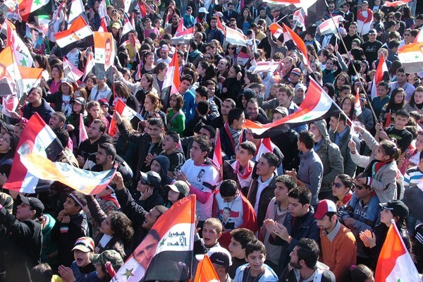 """Lattaquié, le 3 décembre : l'""""armée de réserve"""" de la Syrie, avec qui """"ils"""" devront compter"""