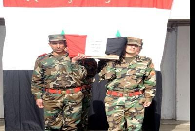 Hôpital militaire de Damas-Tichrine, le 5 décembre