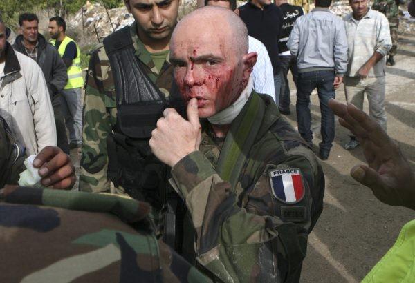 Un des blessés français de Tyr : un attentat qui tombe trop bien pour être syrien !
