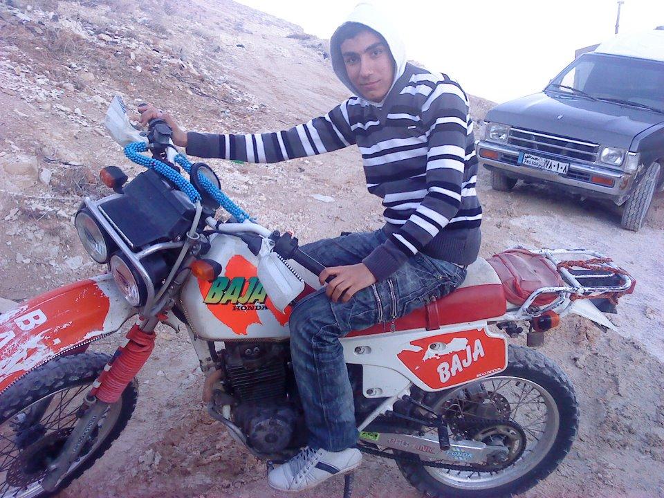 Hussein Hani Ghannam, une des victimes - récupérées par le Figaro - de la tuerie à l'université de Damas
