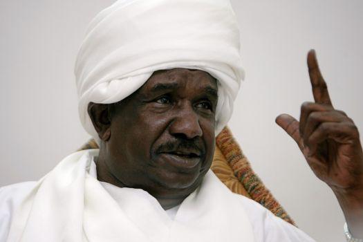 Général soudanais Mustapha al-Dabi