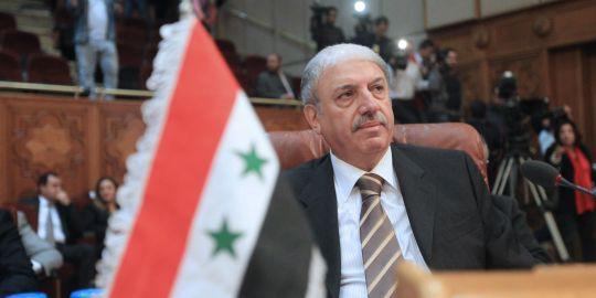 Youssef al-Ahmed, ambassadeur syrien auprès de la Ligue arabe : un bol de couleuvres arabes à avaler