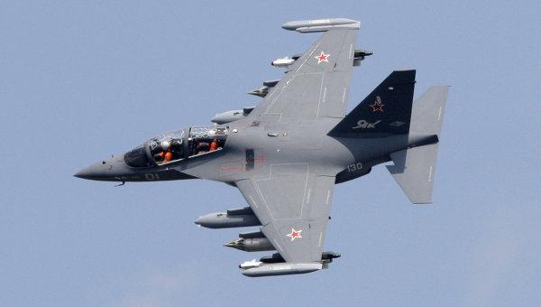 Un des Yak 130 que la Russie devrait vendre bientôt à la Syrie