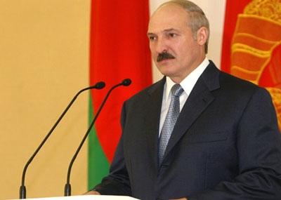 """Alexandre Loukachenko, un """"petit-cousin"""" des Russes et, comme eux, un ami des Syriens pro-syriens"""