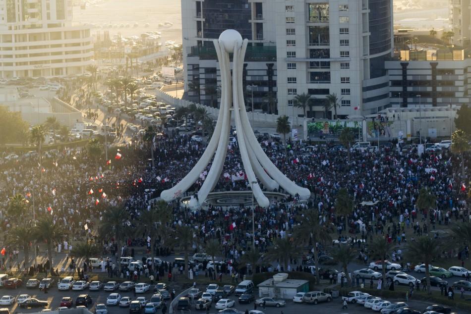 Manama en février dernier : depuis les raisons de la colère chiite n'ont pas disparu...