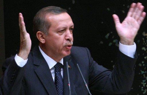 Erdogan parle-t-il de la Syrie en état de transe ?